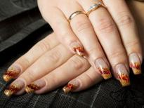 Foto 2 gelové nechty