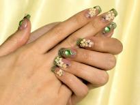 Foto 3 gelové nechty