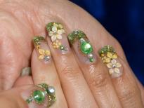 Foto 4 gelové nechty