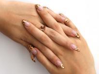 Foto 5 gelové nechty